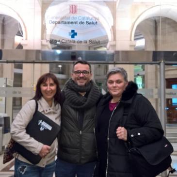 Se celebra la primera Reunión 2019 con Dirección de RRHH del ICS