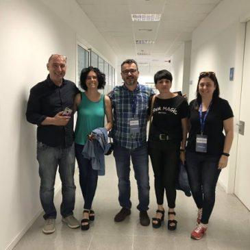 SIETeSS consigue dos delegados en el Hospital d'Igualada