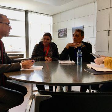 Resumen de la reunión de SIETeSS con el Excmo. Sr. Consejero de Sanidad del Principado de Asturias celebrada en Oviedo el 22 de octubre de 2019